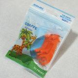 Soie dentaire utilisée pour le nettoyage de dent
