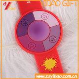 Цвета изменения высокого качества Wristband силикона чувствительного UV (XY-SUW-001)