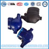 Contador del agua mecánico multi ISO4064 del contador seco de la agua fría de la dial