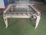 Acoplamiento mecánico durable de la impresión de la pantalla que estira la máquina