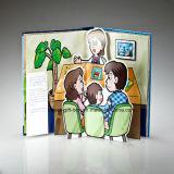 El libro Printingchildren surge