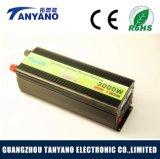 Inverseur de fonction d'UPS avec la construction dans le chargeur de batterie 3000W 12V 110V/220V