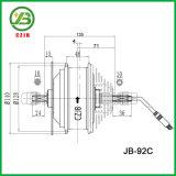 Kit eléctrico de la conversión del motor del eje de la bici del engranaje sin cepillo de Jb-92c 48V