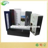 De douane GolfDoos van de Gift van de Wijn met het Stempelen van de Folie (ckt-cb-732)