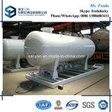 10m3 LPG, das Pflanze wieder füllt, füllender LPG zum LPG-Zylinder und Auto