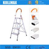 Ladder van de Stap van de Legering van het Aluminium van het huishouden de Binnen
