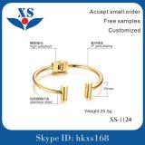 Gouden Armbanden van de Meisjes van het Ontwerp van de manier de Nieuwe Recentste