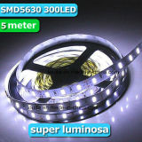 60LEDs/M indicatore luminoso di striscia flessibile dei 5630 LED