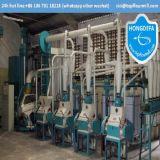 Machine de minoterie de maïs du Kenya Namibie 20t