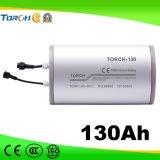 11.1V 130ah Batterie-Lithium-Ion für Solarstraßenbeleuchtung-Hersteller