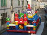 Lustiger aufblasbarer Spielplatz, Handelsvergnügungspark-Fabrik direkt