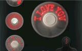 주문을 받아서 만들어진 LED 로고 및 워드를 가진 최신 손 방적공