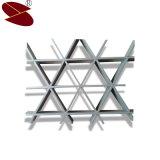 Kino-Hallen-Decken-Dekoration der Aluminium verschobenen Gitter-Fliesen