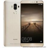 "Huaweiの仲間9 4G FDD Lteのアンドロイド7.0のOctaのコアCPU 5.9 "" FHD 1920X1080 6g+128g 20.0MP +12MP Leicaの二重後部カメラNFCの指紋のスマートな電話モカ"