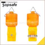 Luz de advertencia de seguridad de tráfico de una sola batería (S-1315)