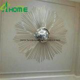 De ronde Spiegel van de Muur van de Zon Decoratieve Venetiaanse