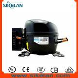 O Refrigeration novo da C.C. de Sikelan 12V 24V parte compressor Hermetic do refrigerador R134A do refrigerador do congelador da potência de bateria o mini para o refrigerador Qdzh35g 100W do carro