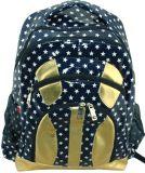 バックパック(KL392)をハイキングする防水青い学校のバックパック袋の方法旅行