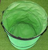 Pop Up Heavy Duty plegable bolsa de jardín espiral (serie RSS-GB)