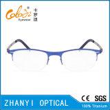 Telaio dell'ottica di Eyewear di vetro di titanio Semi-Senza orlo leggeri del monocolo (8110)