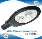 Garantía caliente de la venta de Yaye 18 luz de calle de la MAZORCA LED 5 años y programas pilotos de Meanwell y virutas 120With160W del CREE LED