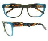 Klassisches Art Eyewear Azetat-optische Rahmen