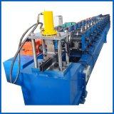 Rolo que dá forma ao painel solar de eficiência elevada da máquina que faz a máquina