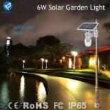 도로, 공원을%s 1개의 태양 LED 정원 램프에서 모두