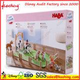 Cadre de empaquetage de jouet fait sur commande d'enfants, paquet de jouet de gosses, cadre ondulé