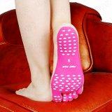 Пусковая площадка Insole ног Nakefit ботинка ноги пляжа СПЫ стикера слипчивая