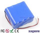 3c Batterie LiFePO4 der hohen Kinetik-12V3ah 18650