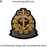 Qualitäts-kundenspezifisches Stickerei-Abzeichen (YH-EB091)