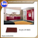 Armadio da cucina di legno modulare dell'alto di lucentezza dell'Australia armadietto moderno standard della cucina