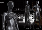 High Glossy Mannequin for Evening Dress