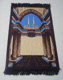 De nieuwe 3D Dekens van het Gebed van de Druk Zachte materiële Moslim