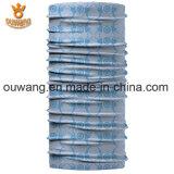 Zoll gedruckter Microfiber Polyester-nahtloser magischer Schal