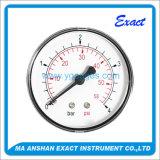 Manometro meccanico, manometro asciutto per il sistema di aria
