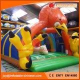 Gorila de salto del castillo del águila inflable 2017 para el parque de atracciones (T1-715)