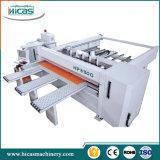 精密木製の切断CNCのパネルは機械を見た