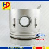 Le moteur diesel d'excavatrice partie 4D30 pour le numéro d'OEM de piston (ME012166)