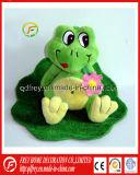 중국 공급자에게서 견면 벨벳 개구리의 연약한 아기 장난감