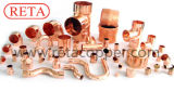 Rohrleitung-Systems-Qualitäts-Kupfer-Befestigung
