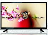 15 17 19 24 32 pouces de HD d'affichage à cristaux liquides sec DEL TV de couleur