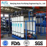 Agua del proceso de la depuradora de la ultrafiltración