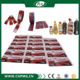 Étiquette de chemise de rétrécissement de PVC d'approvisionnement d'usine de la Chine