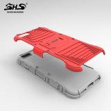 Caixa híbrida do telefone da chegada nova de Shs para o iPhone 7