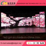 Affichage à LED de haute qualité pour scène, P6.25mm