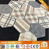 Nuovi, disegno del tessuto, mosaico di vetro riciclato stampa del getto di inchiostro (V639001)