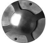 Kundenspezifisches Aluminium verlorene Wachs-Gussteil-Teile mit Puder-Beschichtung