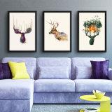 Uitstekende kwaliteit het Afgedrukte Schilderen op Katoenen Canvas